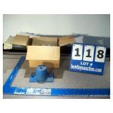 BOX: MACHINE / EQUIPMENT FEET