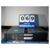 GP 307 VACUUM GAUGE CONTROLLER