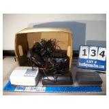 BOX: ASSORTED ELECTRONIC CONSOLES