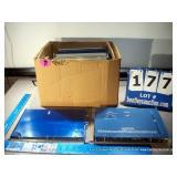 BOX: ASSORTED LECROY PLUG-INS