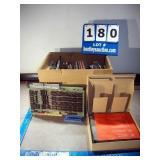 BOX: ASSORTED PLUG-INS & MANUALS