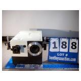 I.S.A. INC. HR 320 CONSOLE