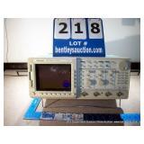 TEKTRONIX TDS544A COLOR FOUR CHANNEL DIGITZING