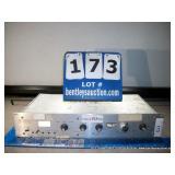 GP 216 PRESSURE / FLOW CONTROLLER