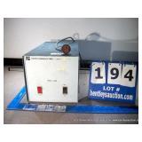 E.P. CORP 348R POWER SOURCE / CONTROLLER