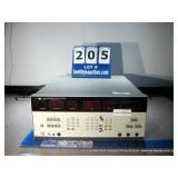 HP 8160A PROGRAMMABLE PULSE GENERATOR