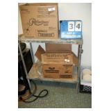 BOX: ASSORTED PLATES & BOWLS