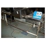 STAINLESS - 1-WELL SINK