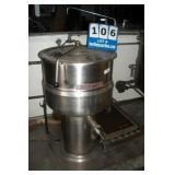 BLODGETT 25 GALLON STEAMER POT - GAS