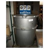 PRESSURE COOKER POTS (2X MONEY)