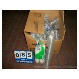 BOX: SOLO CUP COMPANY PLASTIC CUPS, 2 OZ