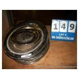 STAINLESS STEEL SERVING PLATES (12X MONEY)