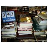 STACKS: ASSORTED COOKBOOKS (30X MONEY)