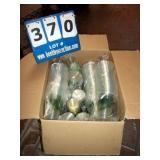 BOX: PLASTIC CUPS
