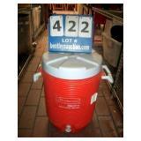 RUBBERMAID 5-GALLON DRINKING WATER DISPENSER