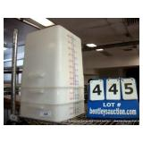 PLASTIC 18 QT TUB (3X MONEY)