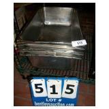 METAL DEEP DISH PANS (5X MONEY)