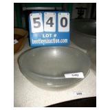 PLASTIC SALAD BOWL (2X MONEY)