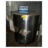 LOLO LKS-45G STEAM JACKETED KETTLE