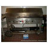 CASTERED CROWN VERITY INC GRILL