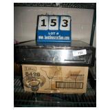 CASH REGISTER DRAWER W/ LIBBEY 8428 MARGARTA