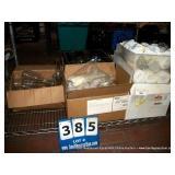 BOXES: ASSORTED GLASSWARE (5X MONEY)