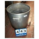STAINLESS STEEL POT-BIG