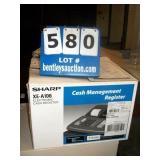 SHARP XE-A106 ELECTRONIC CASH REGISTER