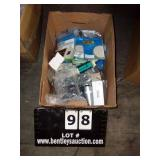 BOX: CETRON ELECTRONIC TUBES, TABBIES INDEX TABS,