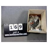 BOX: POWER CABLE, CLEAR TEST TUBING,