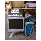 APPLE G3 COMPUTER SYSTEM: M5163 - MONITOR, TOWER,