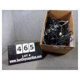 BOX: ASSORTED CABLES