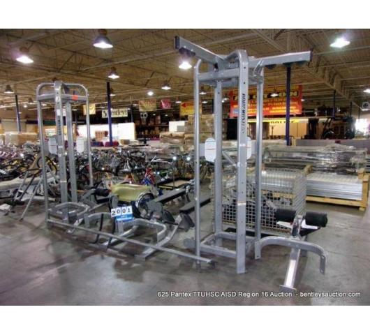 Pantex TTUHSC AISD Region 16 Auction - June 23 -24, 2017