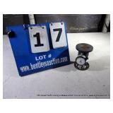 STARRETT 81-111 INDICATOR GAUGE