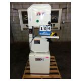 "JET 14"" WOOD/METAL VERTICLE BANDSAW MODEL J-8501K"