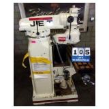 JET VERTICLE MILLING MACHINE MODEL JBM-836-3