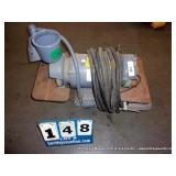 DUAL GRINDER W/ BALDOR 1/2 HP MOTOR