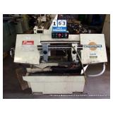 COSEN STARTRITE C225W BAND SAW W/ AIR CLAMP