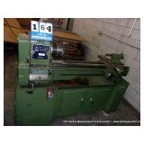JET MODEL 124 PY SINGLE PHASE LATHE