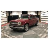 2005 Chevrolet Avalanche LS