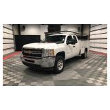 2013 Chevrolet Silverado 3500HD Work Truck