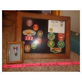 Eagle scout badges