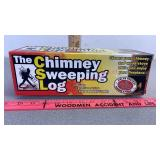 The chimney sweeping log