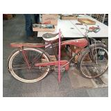 "> vintage thunderjet bicycle bike 24"""