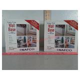 """1 new 1 used wall base trim 4""""×20"""
