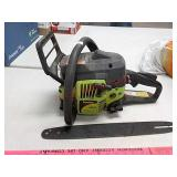 Poulan gas chainsaw 16 in barn find unknown