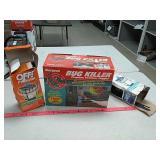 Burgess bug killer propane outdoor fogger unknown