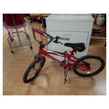 "Roadmaster boys 20"" wipeout bike bicycle"