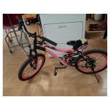 "BCA Star cross 24"" girls bike bicycle  dual"