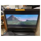 """32"""" Westinghouse flat screen TV - works great!"""